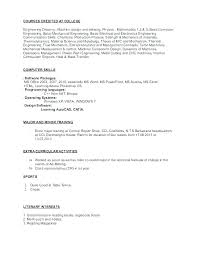 Computer Software Skills Resume Computer Skills On Resume Example ...
