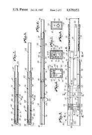 patent us4679653 highly maneuverable insulated man lifting patent drawing