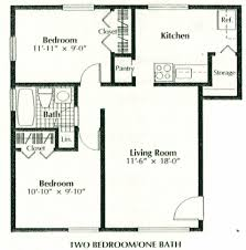 >impressive design 2 bedroom 1 bath house bedroom bath floor plans  impressive design 2 bedroom 1 bath house bedroom bath floor plans house style