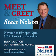 Meet And Greet Invitations Samples Meet And Greet With Stace Nelson In Aberdeen On Nov 16 Sodakliberty