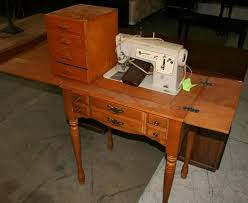 Singer Sewing Machines That Fit In Cabinets
