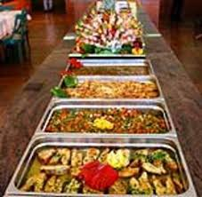 Creools buffet