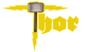 Thor Logo | Thor Printables | Thor, Logos, Printables