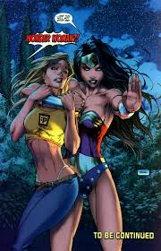 Superhero erotic stories supergirl