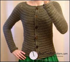 Easy Crochet Sweater Patterns Beginners