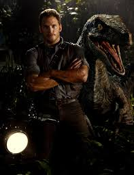 Jurassic World Chris Pratt - Owen E ...