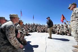 u s department of defense photo essay u s defense secretary robert m gates addresses u s marines on forward operating base sabit qadam