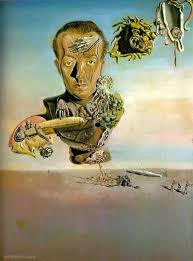 surreal paintings by salvador dali
