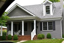 Painting Exterior Brick Home Classic Exterior Painted Brick Houses On Paint  Colors Plans Free Best Decor