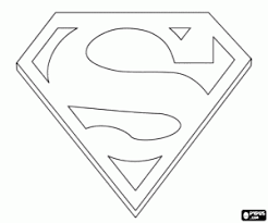 It's a bird, it's a plane… no, it's superman! Superman Coloring Pages Printable Games