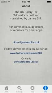 Salary Calculator UK Salary Calculator 100100 on the App Store 55