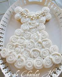 Wedding Gown Cupcake Cake Archives Mother of the Bride