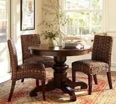 tivoli pedestal dining table pottery barn