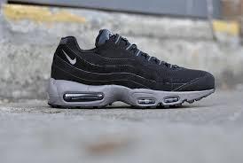 nike air max 95 black grey black grey nike air