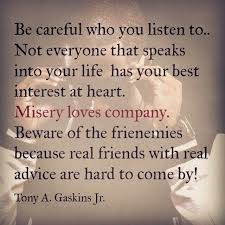 Misery Loves Company Quotes