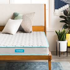 mattress in a box. linenspa 6-inch innerspring mattress-in-a-box, multiple sizes - walmart.com mattress in a box e