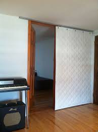 soundproofing vs sound absorbing the