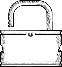 door lock and key black and white. Key Black And White Lock Clipart 4 Gclipartcom Door