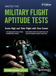 career planning study for the afoqt afast and other military aviation tests