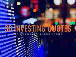 After Hours Quotes 95 Wonderful 24 Investing Quotes For Stock Market Success