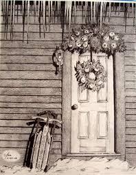 open door pencil drawing. Door Pencil Drawing Giftsforsubs . Open N
