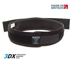 Meditex Sacroiliac Support Belt Breathable Anti Slip Si Joint Brace For Men And Women Eases Sciatica Hip Pelvic Pain Small