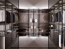 corner custom wood and glass walk in wardrobe palo alto wood and glass walk