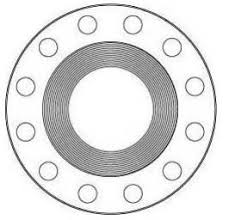 Flange Surface Finish Chart Definition And Details Of Flange Face Finish Flanges Mvr