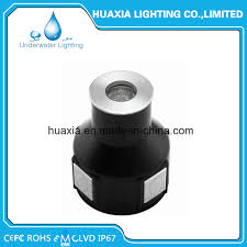China White 1W 3W AC/<b>DC</b> IP67 <b>Underground LED Light</b> - China ...