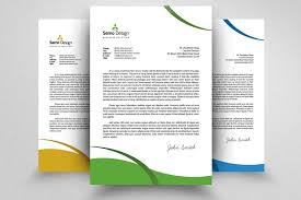 Business Letterhead Best Business Letterhead