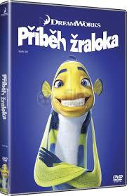 Shark Tale Big Face Dvd