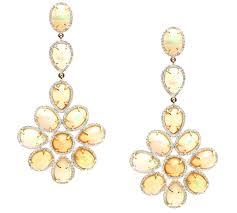 tresor ethiopian opal chandelier earrings jck on your market