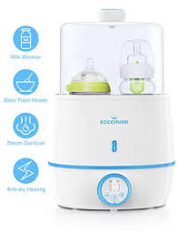 Elechomes Baby Bottle Sterilizer and Dryer Fit for 8-Ounce Dr Brown ...