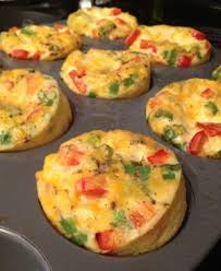 Image result for crustless mini quiche