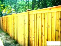 wood picket fence panels. Wood Picket Fence Panels Installing Privacy