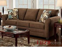 ... Sofa Living Room Furniture Ideas Home Design And. Brown ...