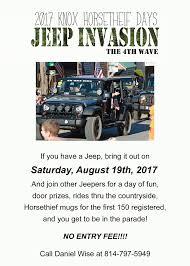 2018 jeep invasion. modren 2018 knox horsethief u2013 jeep invasion inside 2018 jeep invasion t