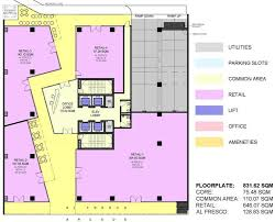 office floor layout. Cebu Real Estate Office Space For Salerent At Park Centrale By Floor Layout P