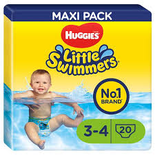 Little Swimmers HUGGIES : Comparateur, Avis, Prix