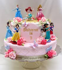 Confections Cakes Creations Gorgeous Pink Princess Cake