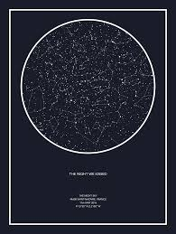 Sky Maps Star Chart Individual Star Map Nightsky In 2019