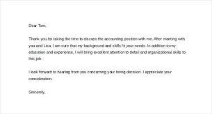 Ideas Of Follow Up Letter After Interview Sample Follow Up Email