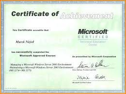 Microsoft Word Certificate Templates template Ms Word Certificate Template 71