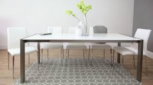 dining table steel legs