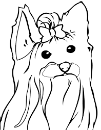 Print This Page Dogs Coloring Pages