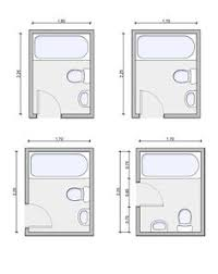 X Standard Small Bathroom Floor Plan With Shower Small