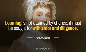 Abigail Adams Quotes Fascinating TOP 48 QUOTES BY ABIGAIL ADAMS Of 48 AZ Quotes