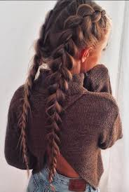 Braid Hairstyles For Long Hair 59 Inspiration 24 Best H U U R R Images On Pinterest Braids Hair Cut And Hair Dos