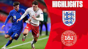 England 0-1 Denmark