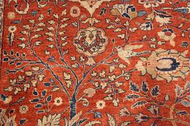 large animal motif antique tabriz persian rug 49271 bluetree nazmiyal